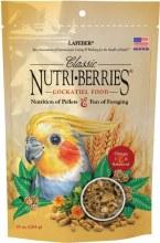 Lafeber Classic Cockatiel Nutri-Berries 10oz
