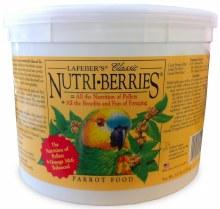 Lafeber Classic Parrot Nutri-Berries 3.25lb