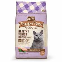 Purrfect Bistro Grain Free Healthy Senior Recipe 7lb