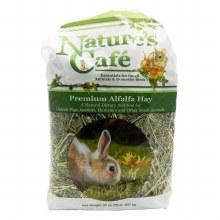 Nature's Cafe Alfalfa Hay 32oz