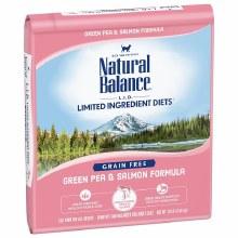 Natural Balance Adult Cat Grain-Free Salmon and Pea Formula 10lb