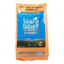 Natural Balance Adult Cat Grain-Free Salmon and Pea Formula 2lb