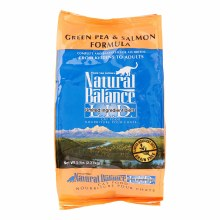 Natural Balance Adult Cat Grain-Free Salmon and Pea Formula 5lb