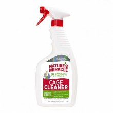 Nature's Miracle Small Animal Cage Cleaner 24oz