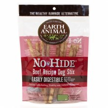 No-Hide Beef Stix Small 10 Pack