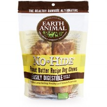 No-Hide Peanut Butter Wholesome Chews Small 2 Pack