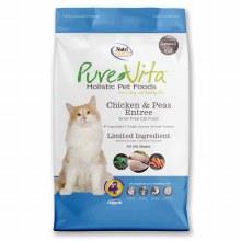 PureVita Cat Grain-Free Chicken and Peas Entree 2.2lb