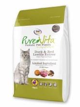 PureVita Cat Grain-Free Duck and Lentils Entree 2.2lb