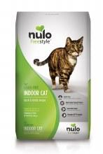 Nulo Cat Grain Free Freestyle Indoor Cat Duck and lentils Recipe 12lb
