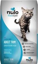 Nulo Cat Grain Free Freestyle High-Meat Kibble Adult Trim Salmon and Lentils Recipe 5lb