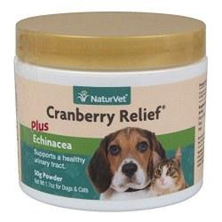 NaturVet Cranberry Relief Powder 50g