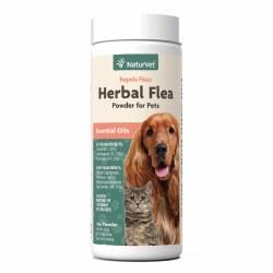 NaturVet Herbal Flea Powder 4oz