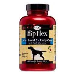 NaturVet Overby Farm Hip Flex Level 1 Tablets 60ct