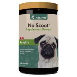 NaturVet No Scoot Supplement Powder 5.4oz