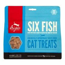 Orijen Freeze-Dried Six Fish Cat Treats 1.25oz