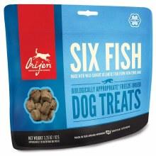 Orijen Six Fish Treats 3.25oz