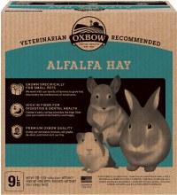 Oxbow Alfalfa Hay 9lb