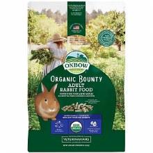 Oxbow Organic Bounty Adult Rabbit Food 3lb