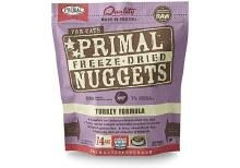 Primal Cat Freeze-Dried Turkey Formula 14oz