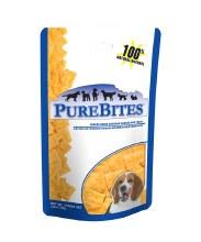 PureBites Freeze Dried Cheddar Cheese Treats 2oz