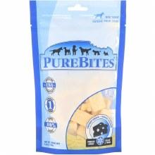PureBites Freeze Dried Cheddar Cheese Treats 4.2oz