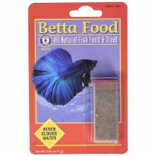 San Francisco Bay Brand Freeze Dried Bloodworms for Betta Fish 1g