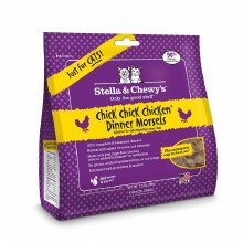 Stella & Chewy's Cat Freeze-Dried Raw Chick, Chick Chicken Dinner Morsels 3.5oz