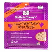 Stella & Chewy's Cat Freeze-Dried Raw Tummy Ticklin' Turkey 9oz