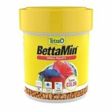 Tetra BettaMin Small Pellets 1.02oz