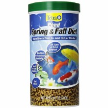 TetraPond Spring and Fall Diet