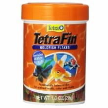 Tetra Goldfish Flakes 1oz
