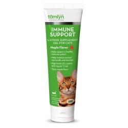 Tomlyn Immune Support L-Lysine Gel in Maple Flavor 5oz