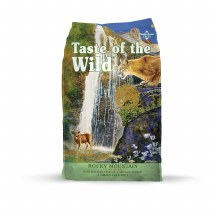 Taste of the Wild Adult Cat Rocky Mountain 5lb