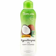TropiClean Hypoallergenic Puppy Shampoo with Gentle Coconut 20oz