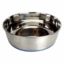 Our Pets Durapet Stainless Steel Bowl 2q