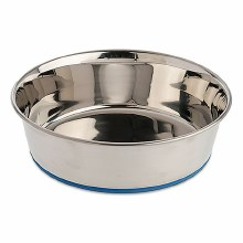 Our Pets Durapet Stainless Steel Bowl 3q