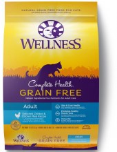 Wellness Complete Health Adult Cat Grain Free Chicken 11.5lb
