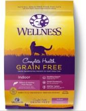 Wellness Complete Health Adult Indoor Cat Salmon 11.5lb