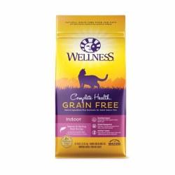 Wellness Complete Health Adult Indoor Cat Salmon 2.25lb