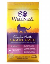 Wellness Complete Health Adult Indoor Cat Salmon 5.5lb