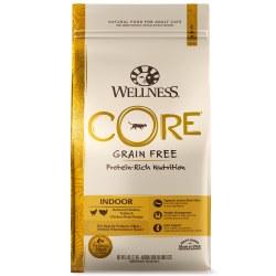 Wellness Core Adult Indoor Cat Chicken and Turkey 5lb