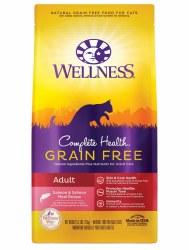 Wellness Complete Health Adult Cat Grain-Free Salmon 5.5lb