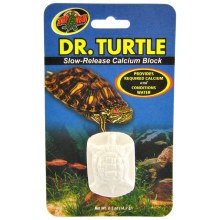 Zoo Med Dr. Turtle Slow-Release Calcium Block 0.5oz