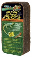 Zoo Med Eco Earth Coconut Fiber Substrate Compressed Brick