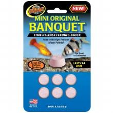 Zoo Med Original Banquet Mini Feeder 0.3oz