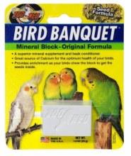 Zoo Med Bird Banquet Block Original Formula Small