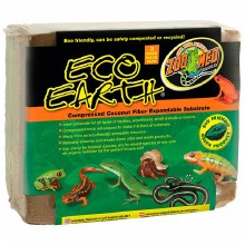 Zoo Med Eco Earth Coconut Fiber Substrate 3 Pack
