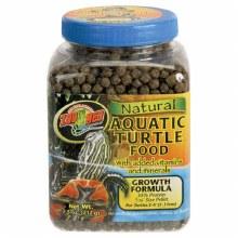 Zoo Med Aquatic Turtle Food Growth Formula 7.5oz
