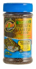 Zoo Med Naturals Aquatic Turtle Food Hatchling Formula 1.6oz