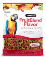 ZuPreem FruitBlend Flavor with Natural Flavors for Large Birds 3.5lb